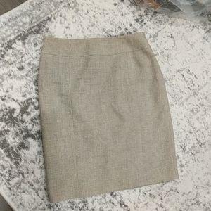 Lafayette 148 New York tweed skirt